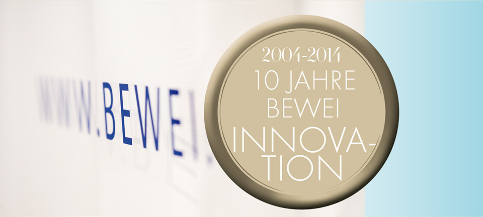10 JAHRE BEAUTY UND WELLNESS INNOVATIONEN